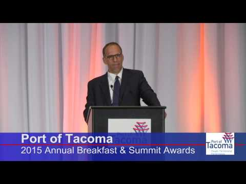 2015 Port of Tacoma Annual Breakfast