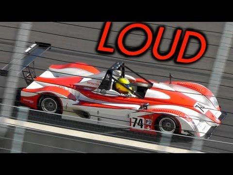 Porsche WSC-95 Joest Spyder Racing+Flames HD Lausitzring