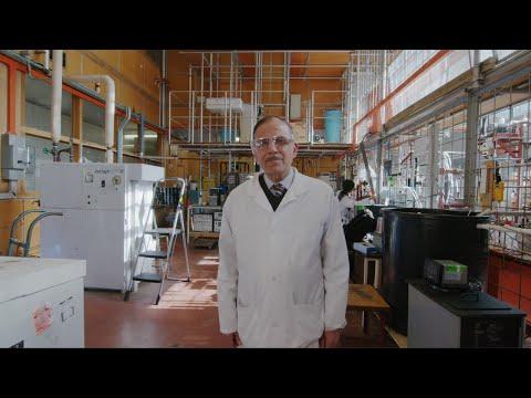 Professor Mohammed Farid on novel food processing technology