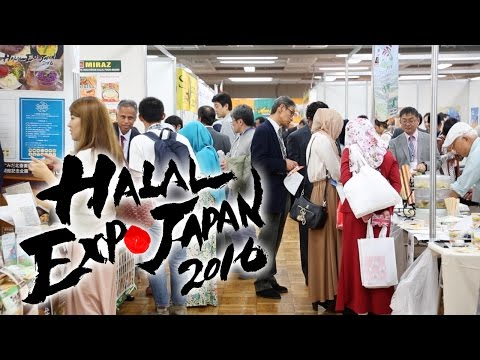 The highlights of Halal Expo Japan 2016 & Tokyo Modest Fashion Show 2016
