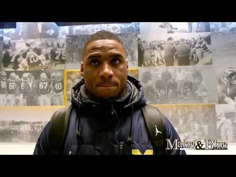Khaleke Hudson discusses new S&C program, linebackers