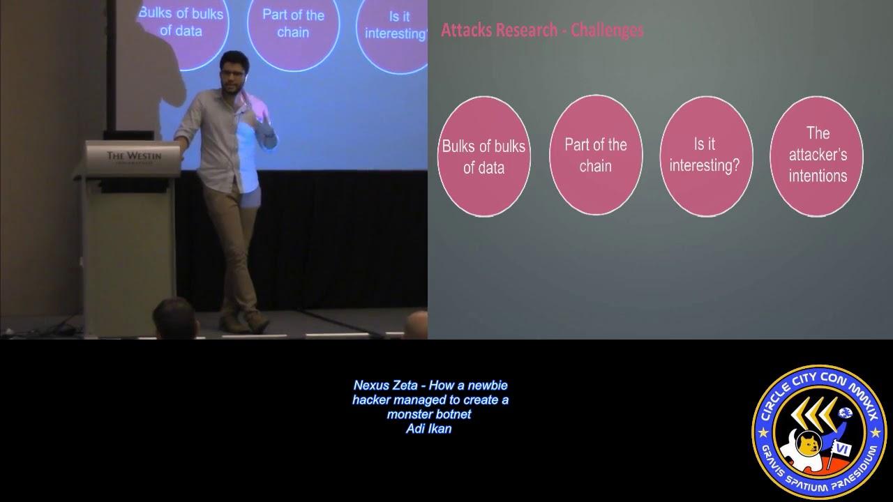 Nexus Zeta - How a newbie hacker managed to create a monster botnet