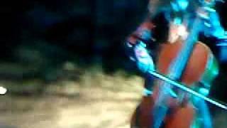 Apocalyptica - Grace - 7th Symphony World Tour Monterrey 2012