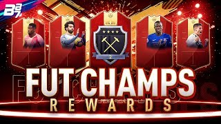 ELITE FUT CHAMPIONS REWARDS! RED IF PLAYER PICK PACKS! | FIFA 19 ULTIMATE TEAM