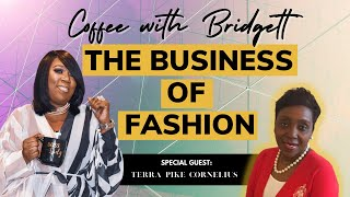 Coffee With Bridgett and special guest Terra Pike Cornelius