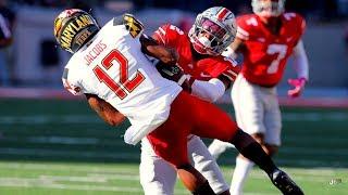 Hardest Hits of the 2017-18 College Football Season || Part 1 ᴴᴰ