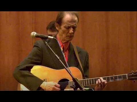 "Tony Rice, ""Wayfaring Stranger"" Hamden, CT 3/20/2010"