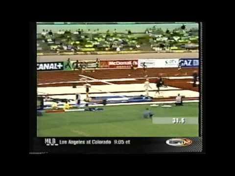 2001 Grand prix Monaco Women's 400m