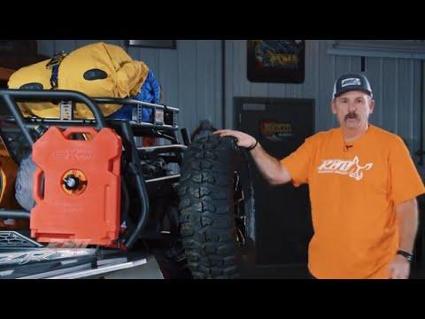 Razorback Offroad™ Polaris RZR® 900 Expedition Rack™ Jim Todd Edition