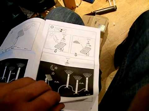 revue lampes solaires youtube. Black Bedroom Furniture Sets. Home Design Ideas