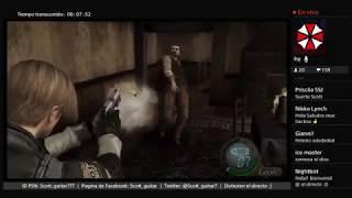 """Resident Evil 4 Speedrun NG Pro PS4 """"1:59:35"""""""