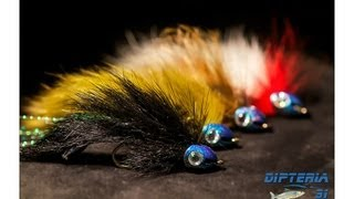 Pêche à la mouche avec Dipteria31 : Le streamer Zonker