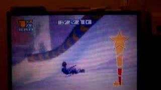 SSX blur wii gameplay