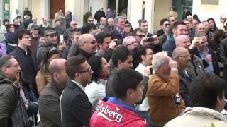 """Luigi Di Maio (M5S) Campania Tour """"Stiamo vincendo""""  - Ariano"""