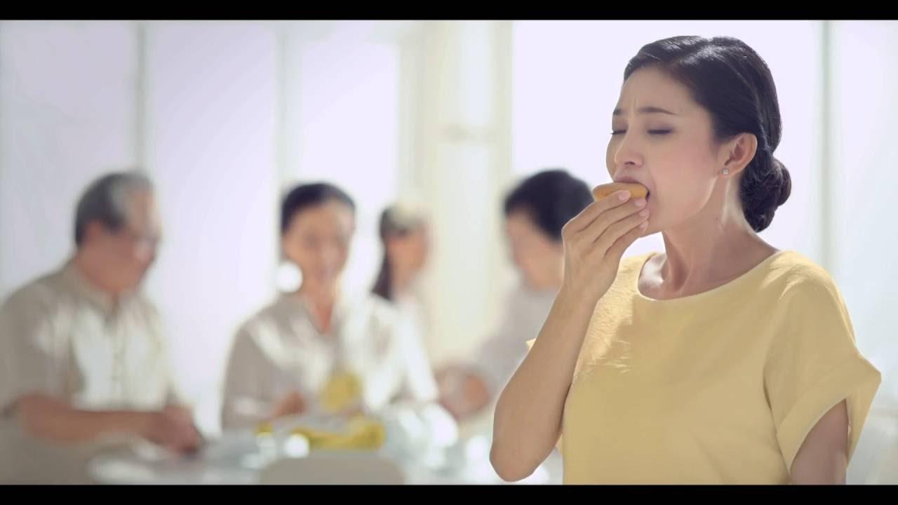 Quảng Cáo Bánh Bông Lan Solite Kinh Đô 2016