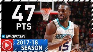 Kemba Walker Full Highlights vs Bulls (2017.11.17) - 47 Pts