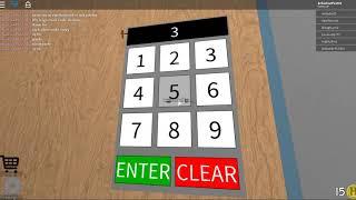roblox #2 the normal elevator code zur door was ist der code ?????