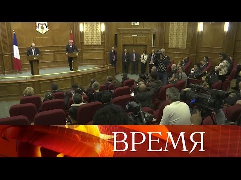 Франция допускает участие Башара Асада в будущих выборах президента Сирии.