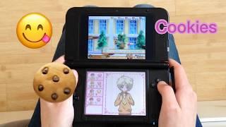 Nintendo Game シュガシュガルーン Sugar 2 Rune / Chocola et Vanilla / Słodkie słodkie czary Stage 2, Vanilla Mieux / Vanilla Aisu.