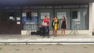 Концерт в поселке Прибрежный (часть 2)