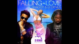 Shaggy & Di Genius - Falling In Love (July 2012) @Cobra93_DHQ