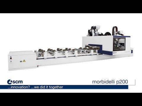 SCM Morbidelli p200 - He-Pod