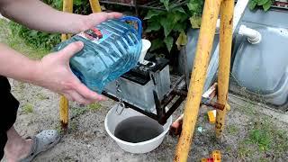 Замена электролита в аккумуляторе ( Replacement battery electrolyte )(Аккумуляторы что на (((видео))) после замены єлектролита работают на отлично банки не замкнуло заменил на..., 2014-05-29T15:47:12.000Z)