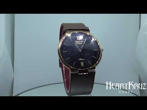 Unboxing Review Alexandre Christie (AC) 8482MH (Bahasa Indonesia)