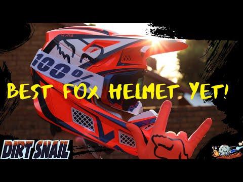 FOX V3 MUST HAVE - Helmet Unboxing
