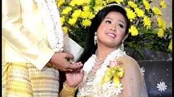 Win Maung Aye & Su Myat Mon Wedding