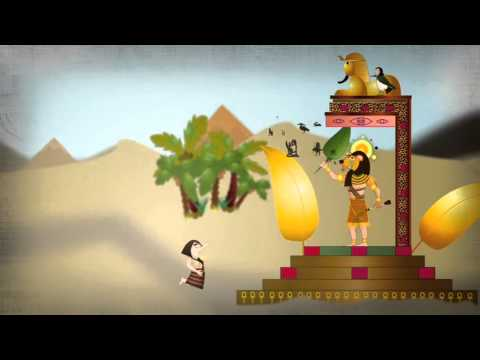 Egyptian Book of the Dead Animation
