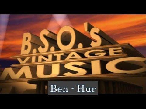 ben hur song