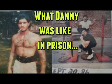 Danny's Pictures From Prison...