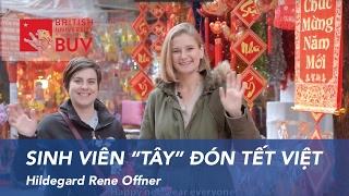"""Sinh viên """"Tây"""" đón Tết Việt"""