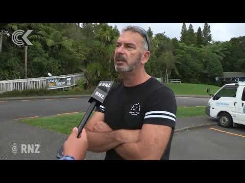 West Auckland locals react to Waitakere Ranges closure
