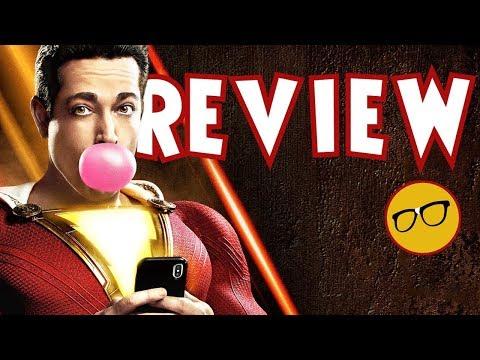 SHAZAM! Is Better Than Captain Marvel   Spoiler Free Review