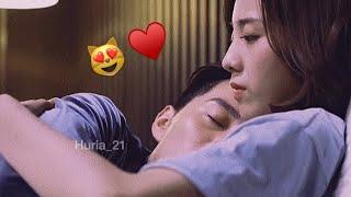 اروع قصة حب صينية2020|بين فضائية وبشري😻♥️على الغنيه حبيتك بالتلاتة💕