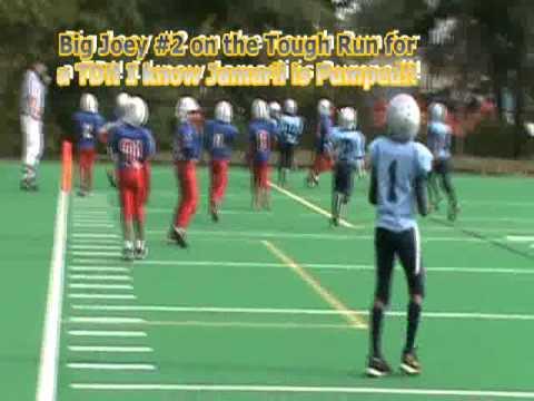 South End Titans Vs Mattapan Patriots E Team 2010 (Boston MA)
