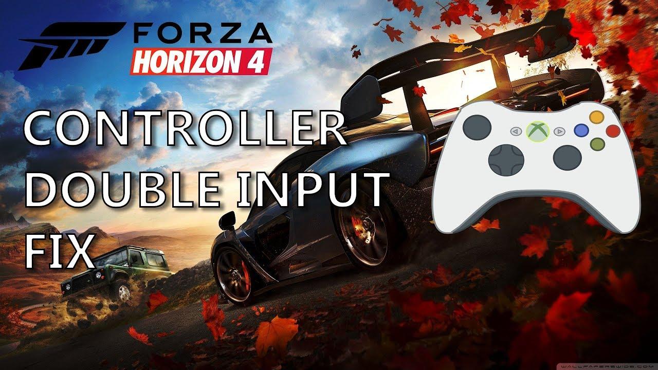 Forza Horizon 4/Forza 7 - Controller Switching Inputs Fix (XOutput, X360ce) #1