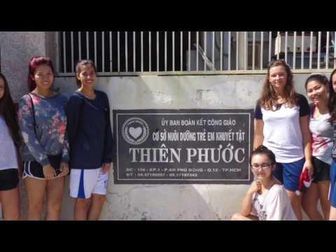 International School Ho Chi Minh City (ISHCMC) Achievements - 2015 - 2016