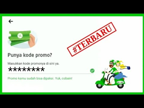 Kode Voucher Gojek Terbaru September Oktober 2019 Voucher Gofood Gratis 100 Work Youtube