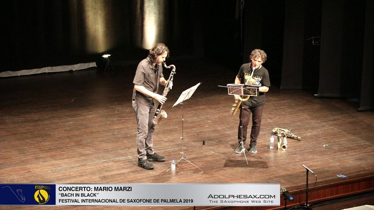 FISPalmela 2019 - Mario Marzi & Achille Succi - Bach in black III