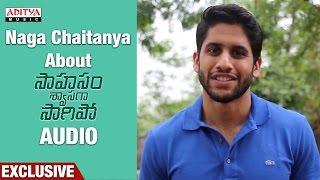 Download Hindi Video Songs - Naga Chaitanya About Saahasam Shwasaga Saagipo Songs || NagaChaitanya, Manjima Mohan