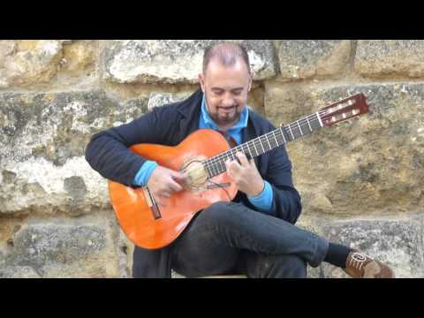 Sevilla Street Music - Guitar  -   October 2015