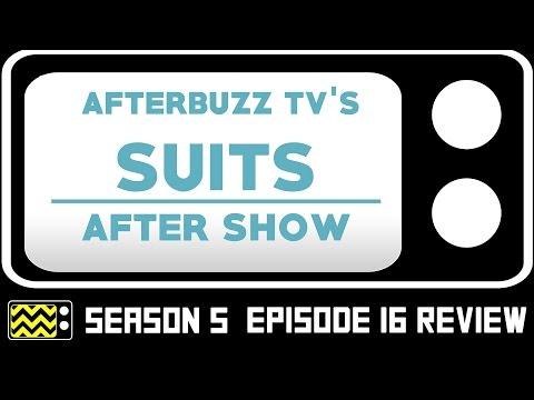 Suits Season 5 Episode 16  & After  AfterBuzz TV