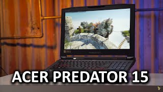 Acer Predator 15 Gaming Laptop - More than meets the eye?