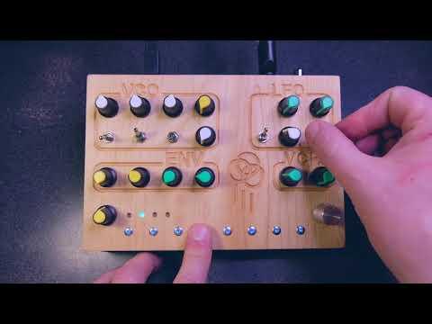 Nimbus: Digital Polyphonic Synthesizer