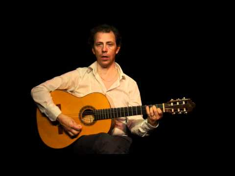Spanish Guitar Flamenco Mathilda's Rumba Musical Scale Tutorial (french version )