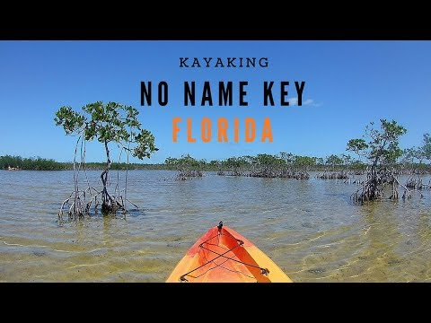 Kayaking No Name Key In Florida