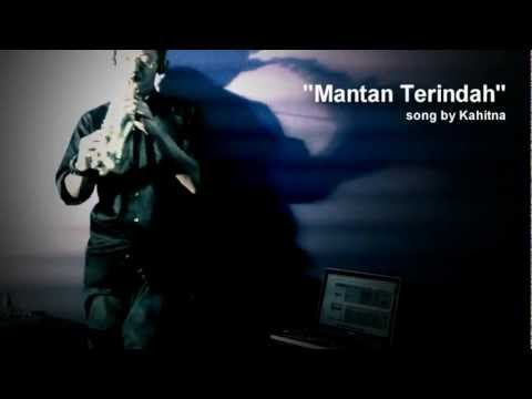 """""""Mantan Terindah"""" song by Kahitna - Saxophone instrumental played by Purwanto Nugroho"""